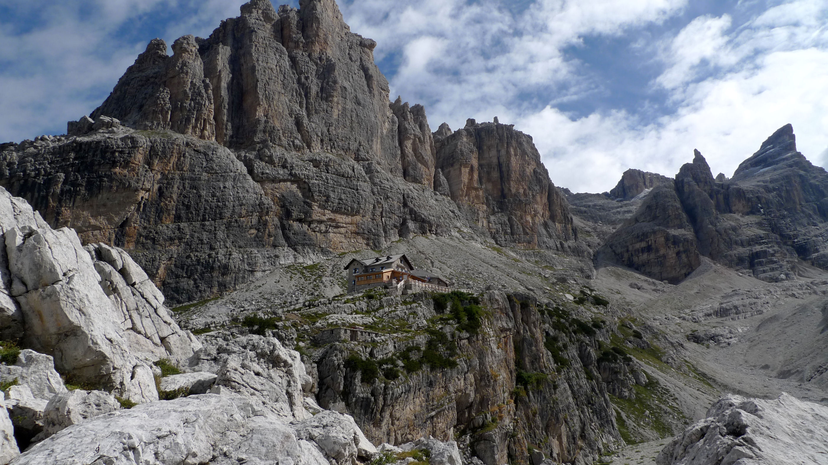 Dolomiti di Brenta - panorama